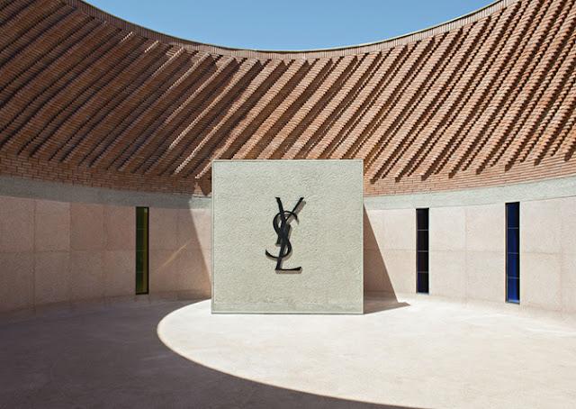 Musée Yves Saint Laurent en Marrakech