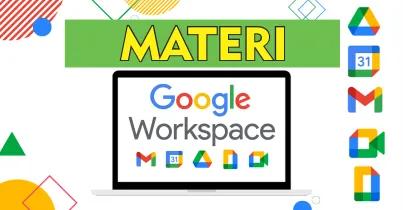 Materi Pelatihan Google Workspace for Education