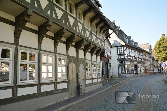 Domy szachulcowe z murem pruskim w Dolnej Saksonii