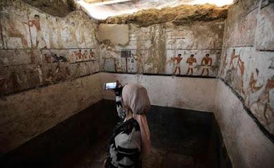 Η ΕΕ στηρίζει την Αίγυπτο στις προσπάθειές της να επανακτήσει τα αρχαία της