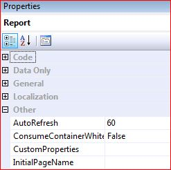 Keep It Simple and Fast: Auto refresh of SSRS reports
