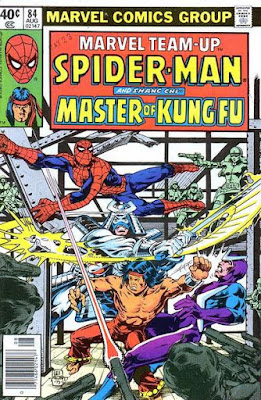 Marvel Team-Up #84, Spider-Man and Shang-Chi