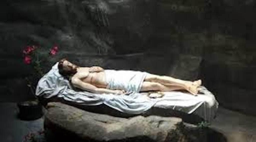"""Refleksi """"Sabbatum Sanctum""""; Sabtu Sunyi Menuju Paskah Kristus"""