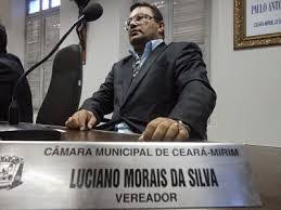 VEREADOR DE CEARÁ-MIRIM É PRESO