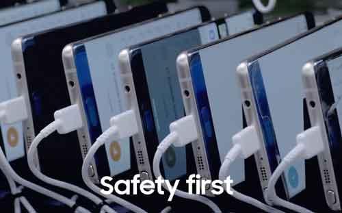 cara mencegah ponsel agar tidak meledak