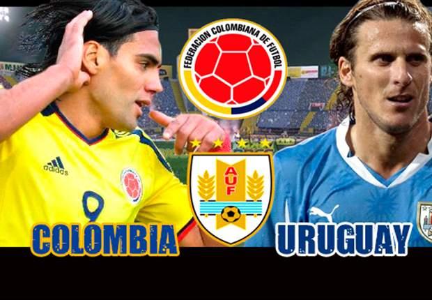 Colombia Vs Uruguay: A Que Hora Juega Uruguay Vs Colombia En Vivo