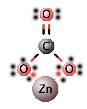 lewis carbonato de zinc