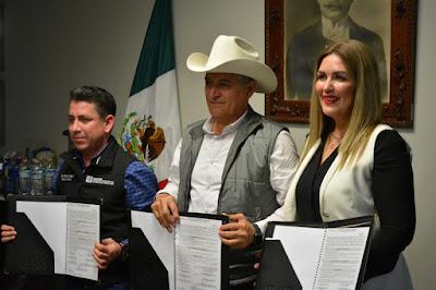DIF e ICATSON firman convenio de colaboración