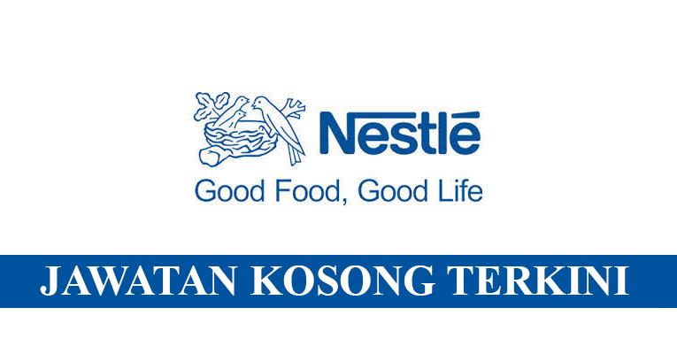 Kekosongan terkini di Nestlé Malaysia