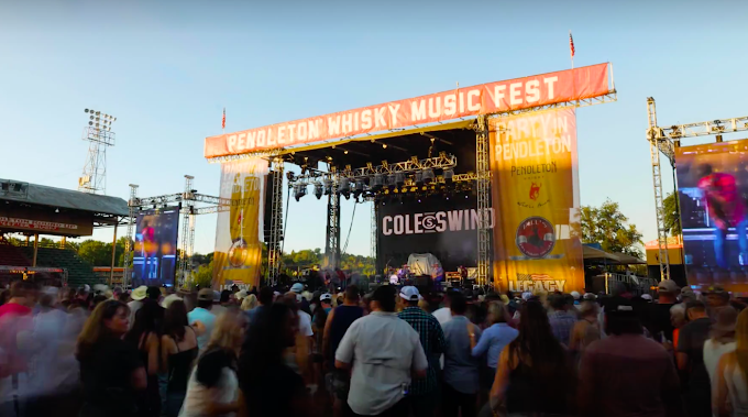 COVID-19 outbreak linked to music festival in eastern Oregon