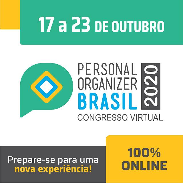 Personal Organizer Brasil 2020