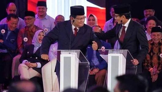 Sudah Dicatat Sandi, Mengapa Prabowo Larang Bicara Kasus Novel?