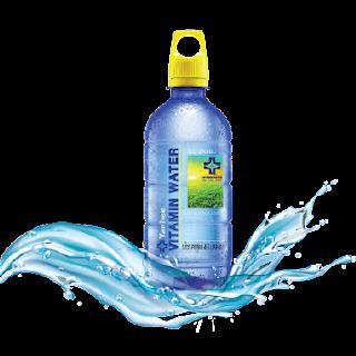 Nước suối vitamin Yanhee