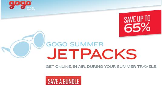 Gogo inflight coupon delta