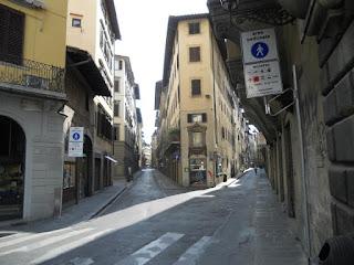 Via della Vigna Nuova, Firenze