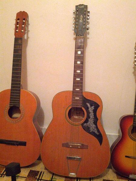 canadian vintage guitar hunt vintage kent 12 string acoustic guitar. Black Bedroom Furniture Sets. Home Design Ideas