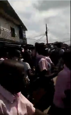 Chaos As Secondary School Cult Gang Clashes In Port Harcourt