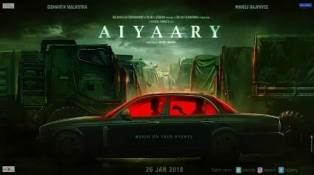 Aiyaary Upcoming movie Sidharth Malhotra and Manoj Bajpayee New Poster, Star Cast Release date 2018