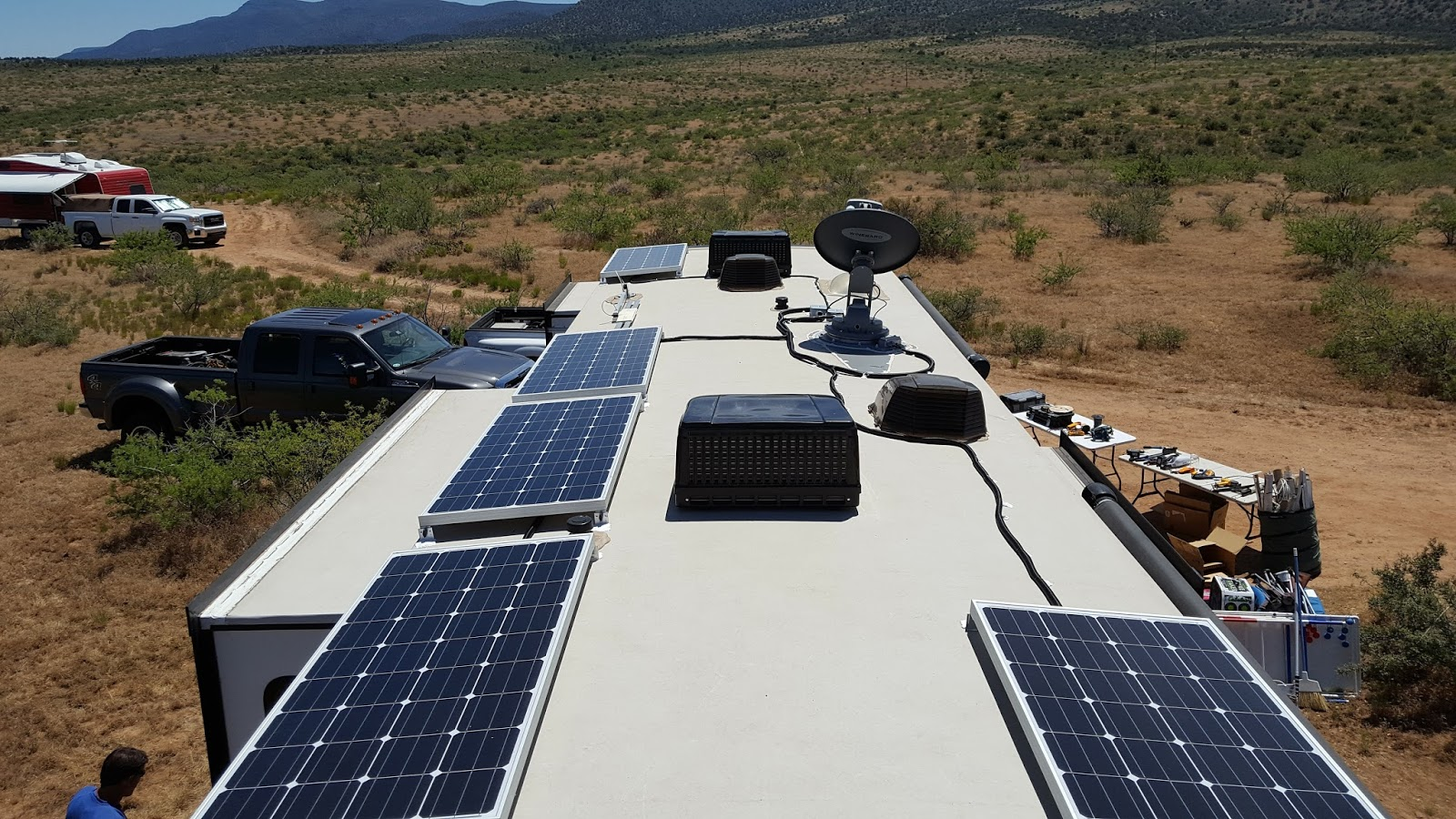 Rv Boondocking With Solar Visit Page Of Charger Circuit 10 Circuits