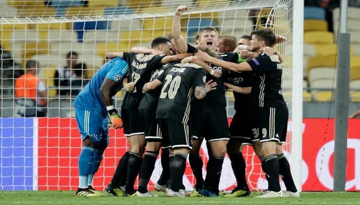 نتيجة مباراة أياكس أمستردام وبي إس في آيندهوفن بتاريخ 27-07-2019 كأس السوبر الهولندي