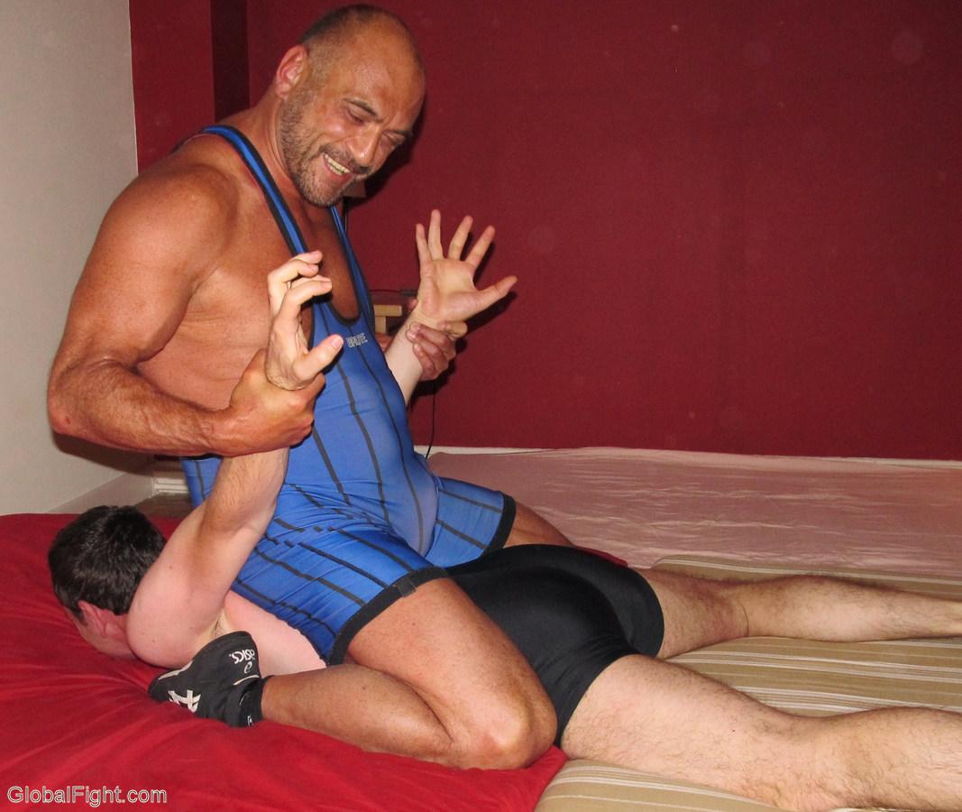 Gay Wrestling Videos