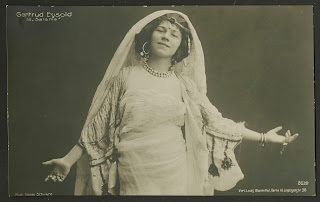 Gertrud Eysoldt as Salome in Max Reinhardt's staging of Oscar Wilde's Salome, Unknown artist, 1903 ©KHM-Museumsverband, Theatermuseum Vienna.jpg