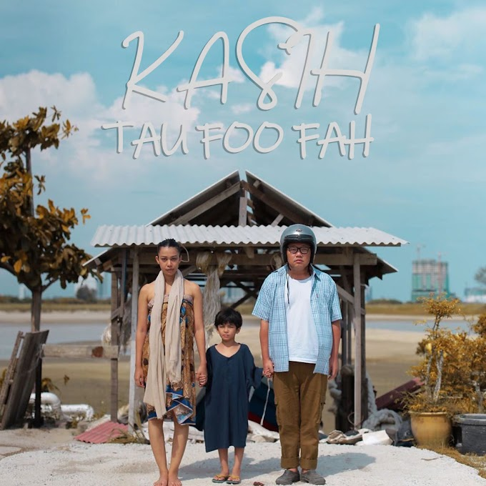 Kasih Tau Foo Fah lakonan Sharifah Sakinah, Mior Darwish dan Michael Ang  (TV3)