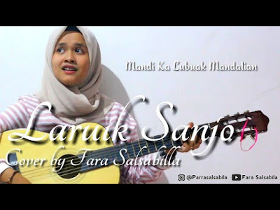 Full Lirik Lagu Minang Laruik Sanjo