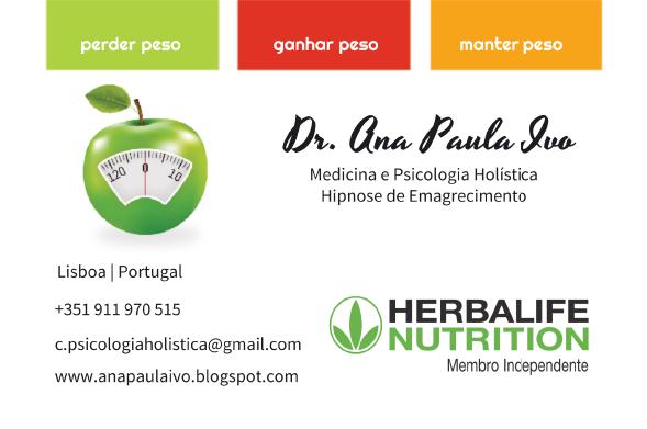 Consultas Nutrição e Emagrecimento