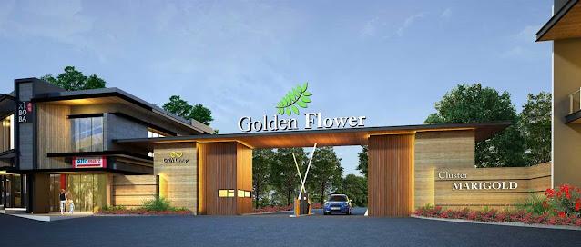 Golden Flower Legok Tangerang