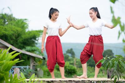 PPT Penerapan Pola  Lantai Tari Kreasi | Seni Budaya SMP Kelas IX