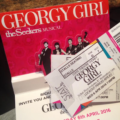 Georgy Girl The Seekers Musical Sydney