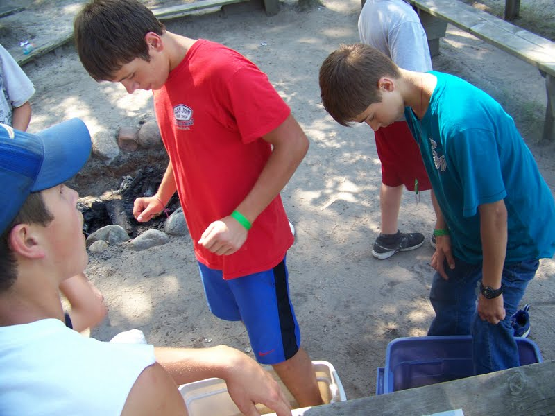 Summers Of Pathways Amazing Race And A Fiesta At Camp Emmaus
