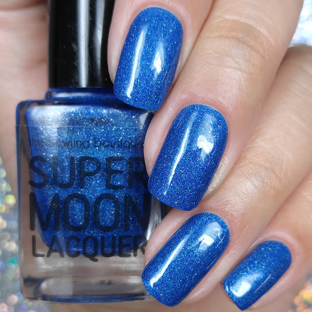 Supermoon Lacquer - Aqua Rhapsody