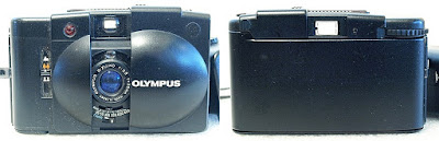 Olympus XA2 (D.Zuiko 35mm f/3.5) #365, A11 Flash