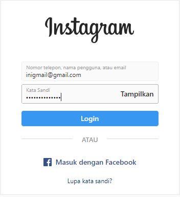 Cara Menghapus Akun Instagram Ig Secara Permanen Cobacaku