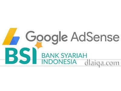 Google Adsense & Bank Syariah Indonesia