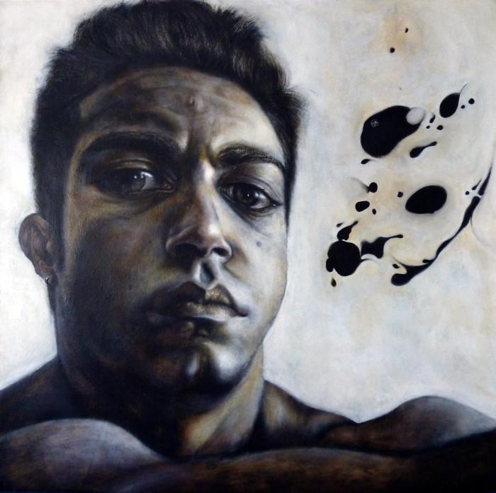 Испанский художник. Adrian GoMa