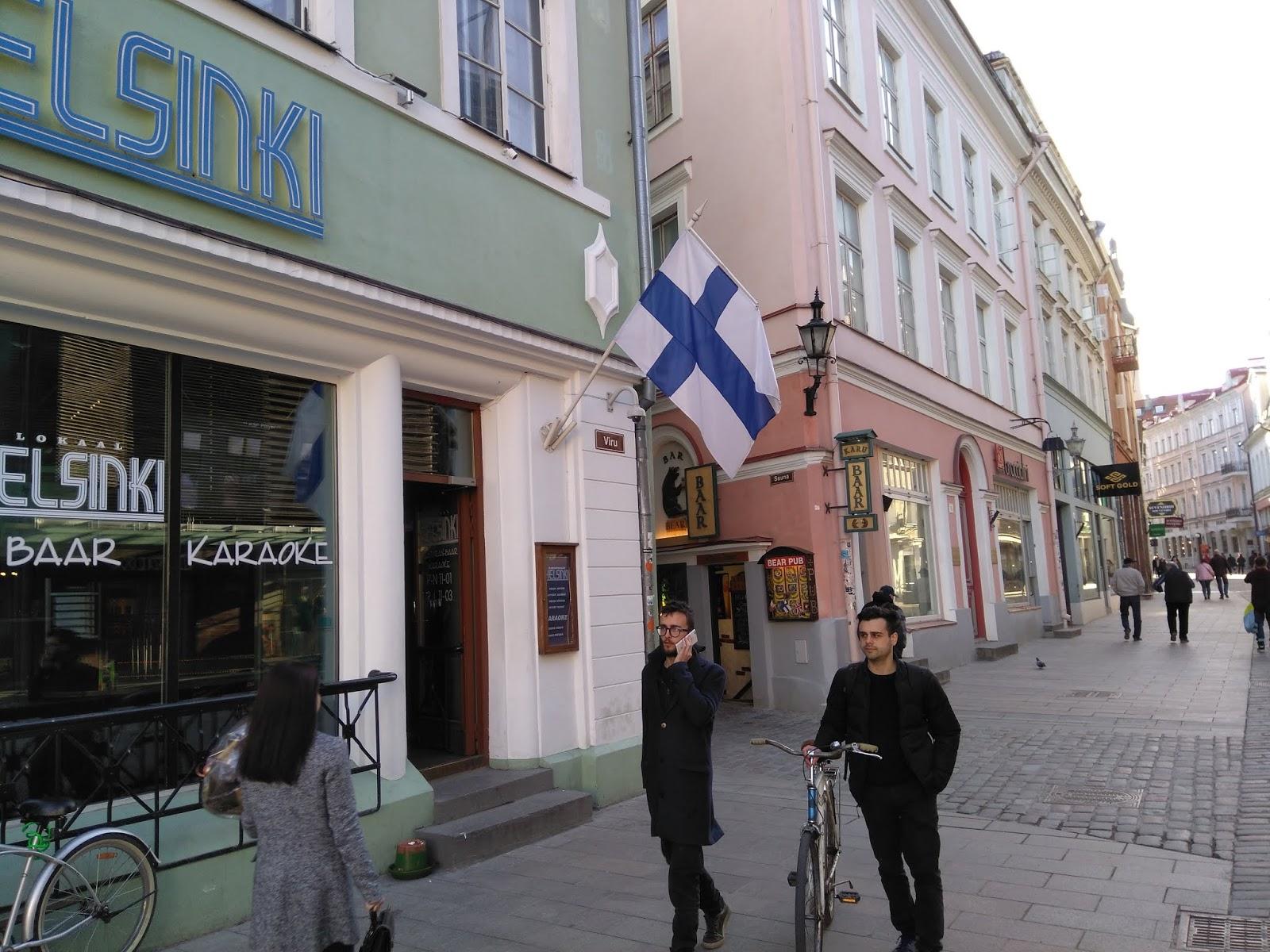 Tallink Express Hotel Kokemuksia Viron Huorat