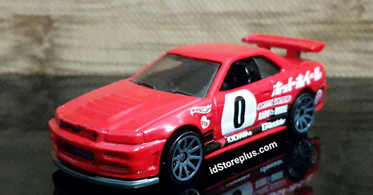 Jual HOT WHEELS NISSAN SKYLINE GT-R (R34) NEED FOR SPEED NIGHT BURNERZ