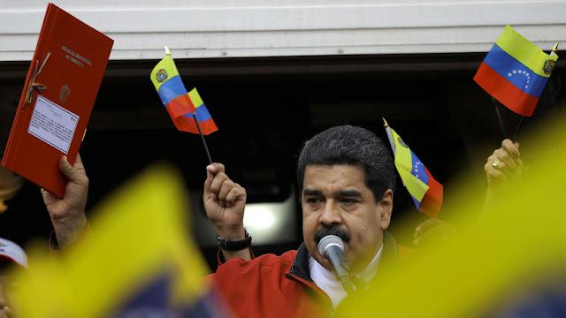 EE.UU. impone nuevas sanciones a los miembros de la Asamblea Constituyente en Venezuela