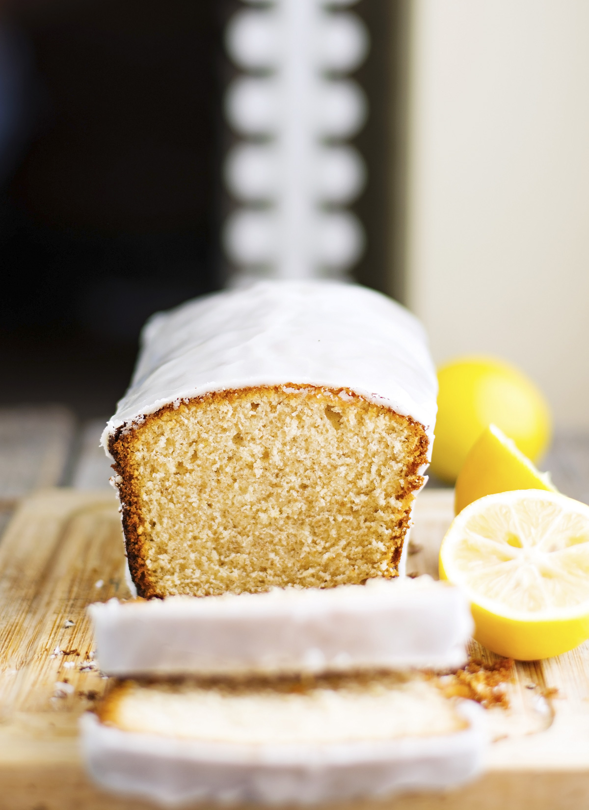 Lemon Spice Pound Cake