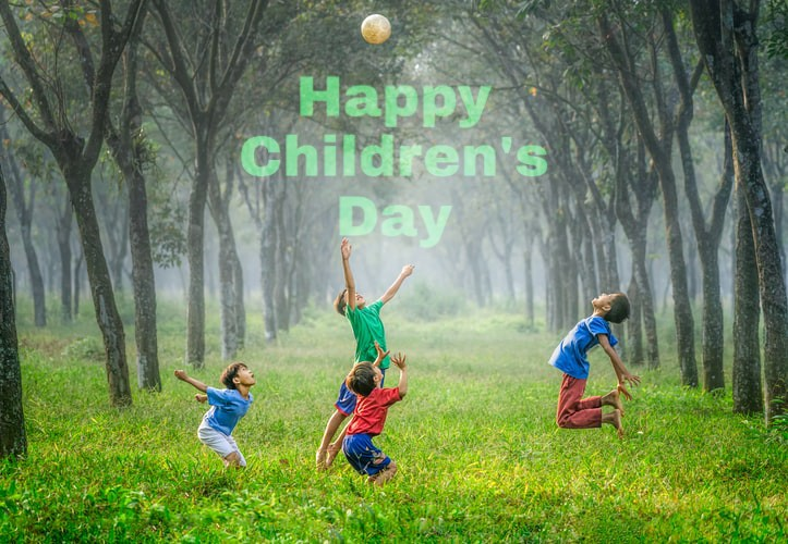 Happy children's day images hd download