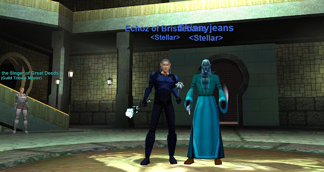 Everquest Mage Duo