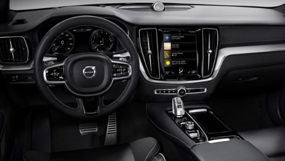 Volvo S60 Polestar interior Cabin