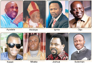 Nigerian pastors and their fake 2016 prophecy