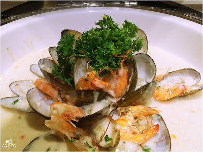 Mussel Shrimp