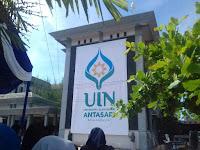 Transformasi Logo IAIN menjadi UIN Antasari