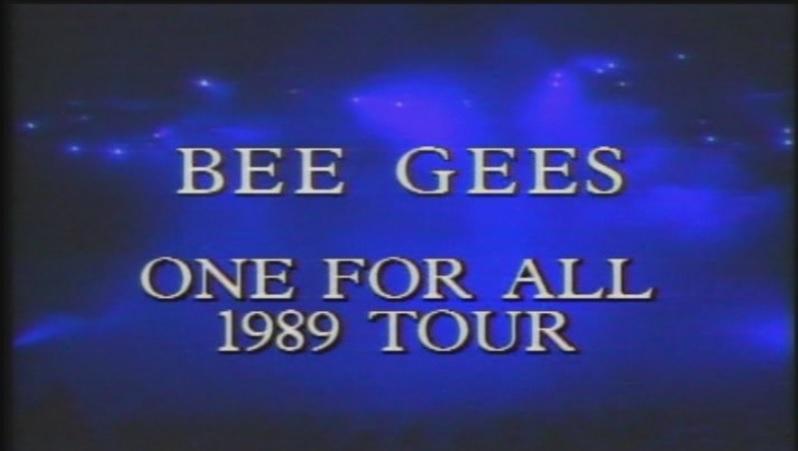 CLICK AQUI  The Bee Gees Australian Tour DVD-R 1