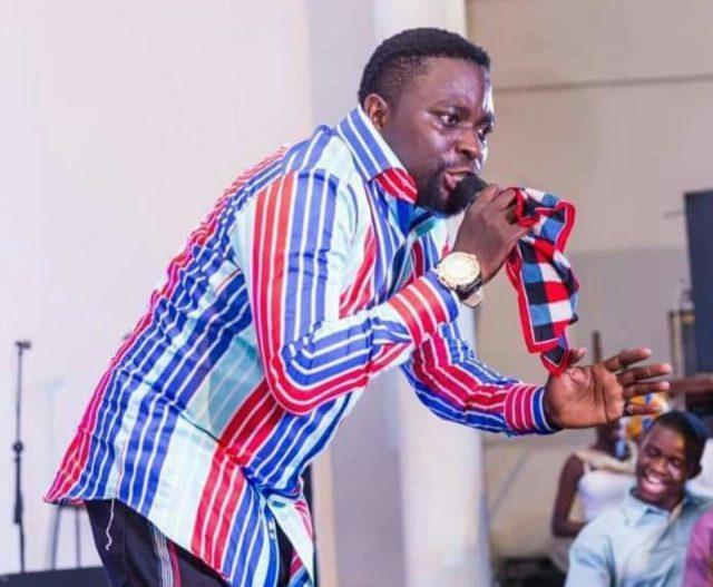 Brother Sammy – Ma Me Gboza (Prod. By KC_Beatz)